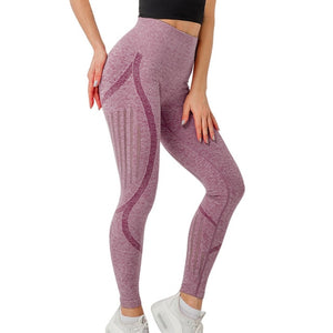 High Waist Yoga Pants (Hip Push Up) - DreamBoutiquee
