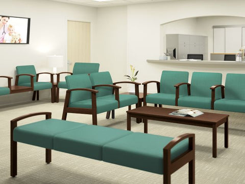 Superieur HON Healthcare Welcoming Lounge Bench