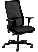 HON Ignition 2.0 Ilira-Stretch Mid-Back Mesh Task Chair, Fabric Upholstery -