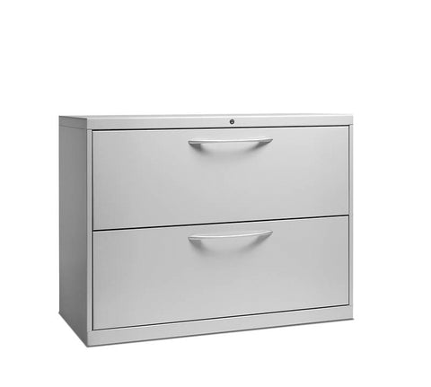 HON Flagship 2-Drawer Lateral File Cabinet