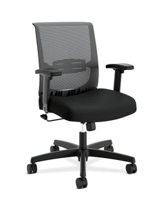 HON Convergence Mesh Mid-Back Chair with Synchro-Tilt Control