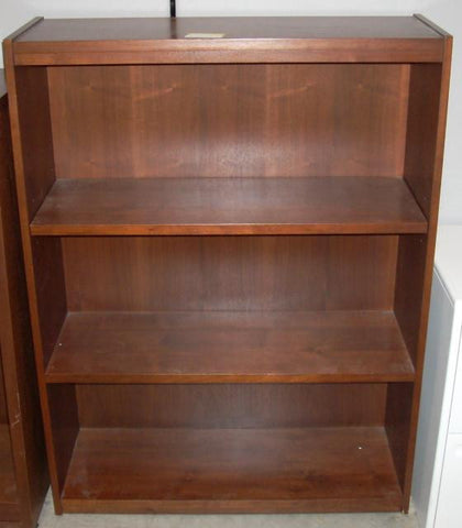 Hale 3 Shelf Bookcase