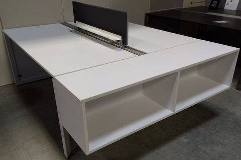 Steelcase Frame One Desk Unit