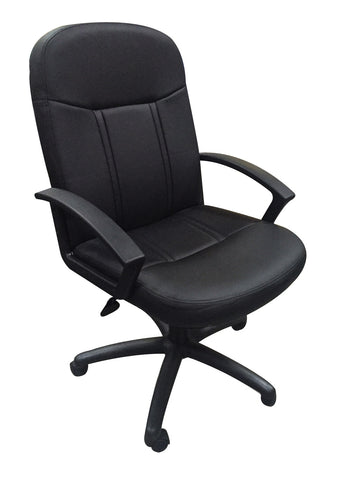 Executive Task Chair Black Office To Go
