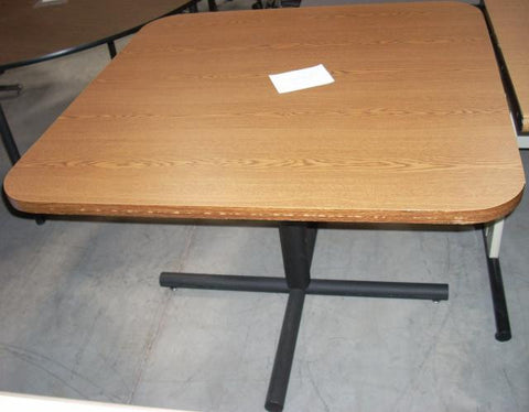 HON Hospitality Square Laminate Break Room Table