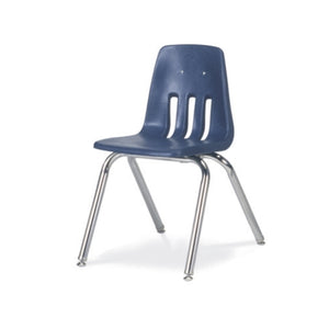 "Virco 9018 School Chair - Sale - 18"" Seat Height - Chrome Frame"