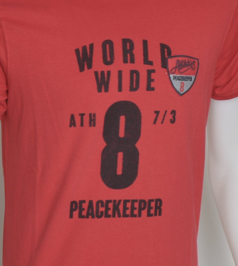 T-SHIRT UOMO PEACEKEEPER ART. S7F832-5586