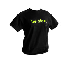be nice. Short Sleeve Tee