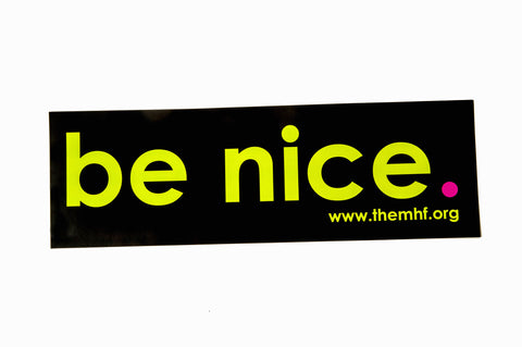 be nice. Magnet