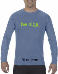 be nice. Blue Jean Comfort Colors L/S