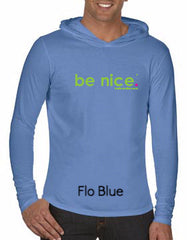 be nice. Flo Blue Comfort Colors L/S Hood