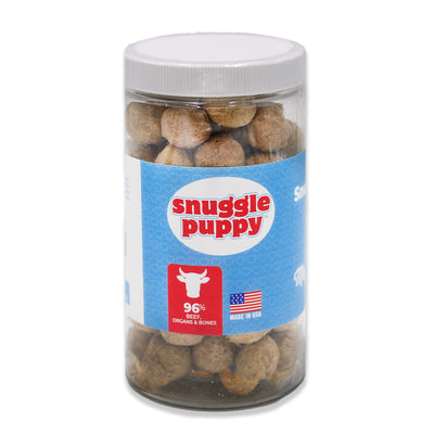 Snuggle Nuggets – Grain-Free Beef Freeze-Dried Treats