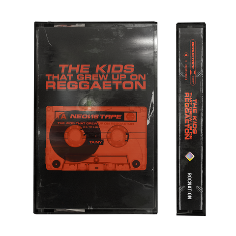 Kids That Grew Up On Reggaeton Cassette + Digital Album