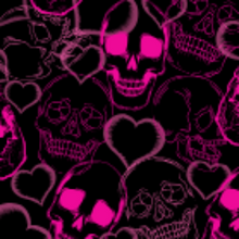 Load image into Gallery viewer, Pink Skull Mask