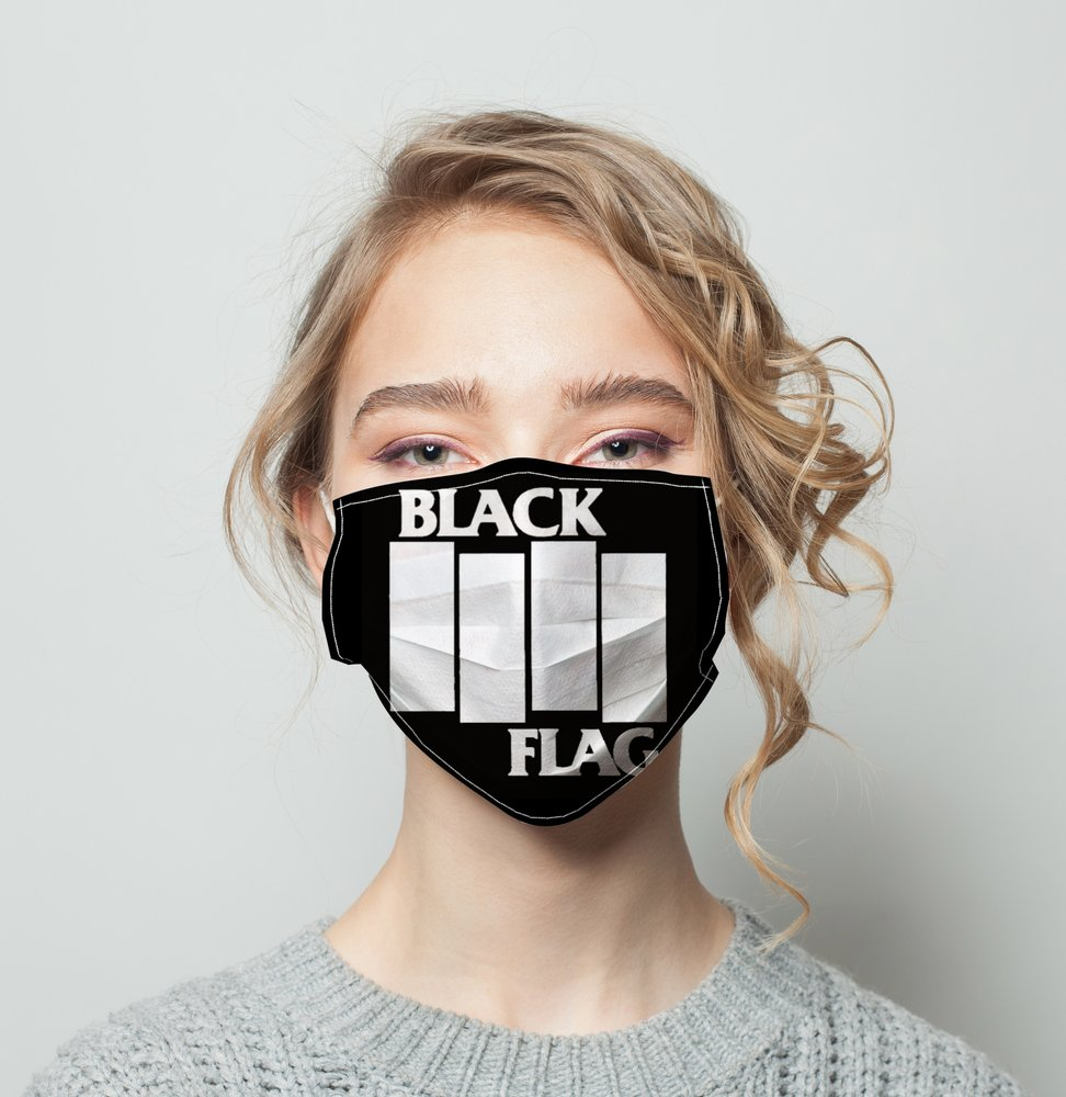 Black Flag Mask