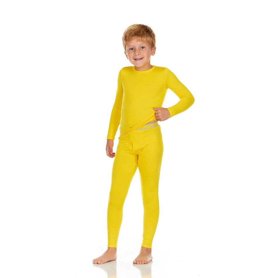 Boy's Ultra Soft Thermal Underwear Set - Thermaljbrands