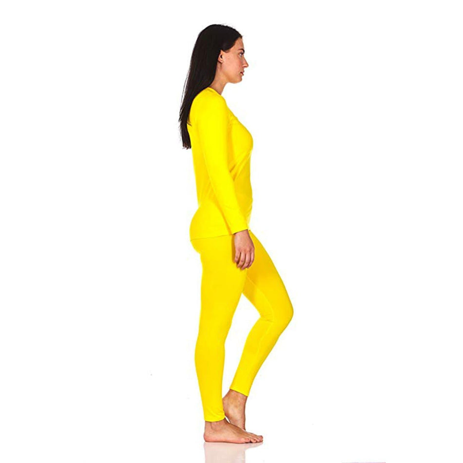 Women's Ultra Soft Thermal Underwear Set - Thermaljbrands