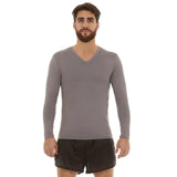 Men's Ultra Soft Thermal V-Neck Shirt