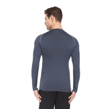 Athletic Compression Shirt - Long Sleeve Raglan - Thermaljbrands