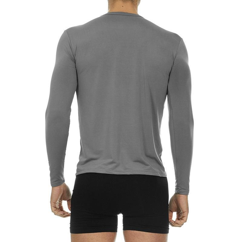 Men's Ultra Soft Thermal Baselayer Shirt Thermaltopsmen Thermajohn