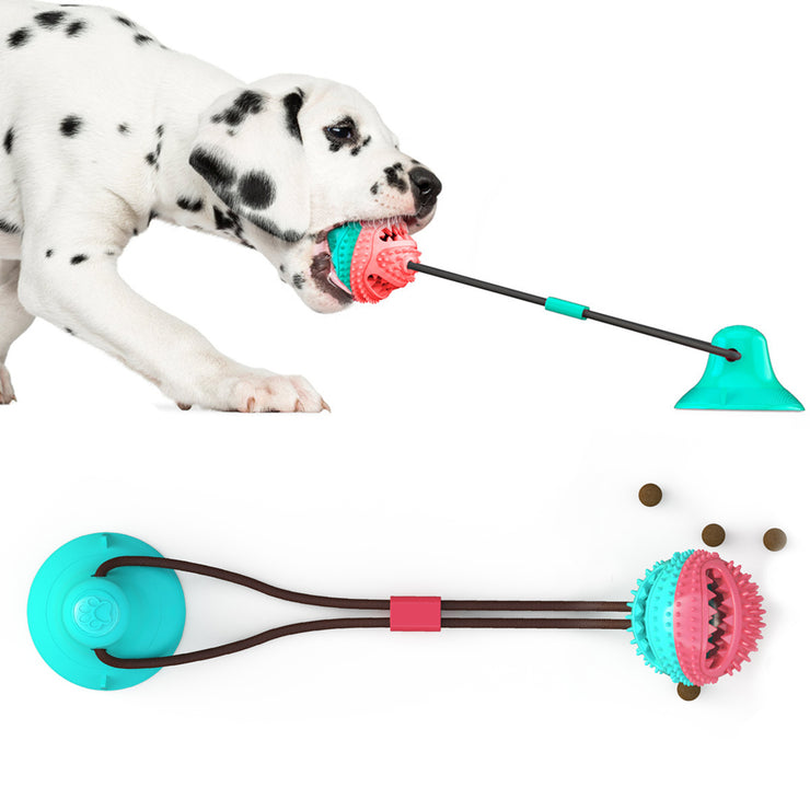 Hide-A-Treat Tug Toy