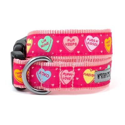 Valentines Be Mine Collar