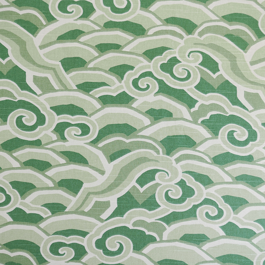Deco Waves Jade