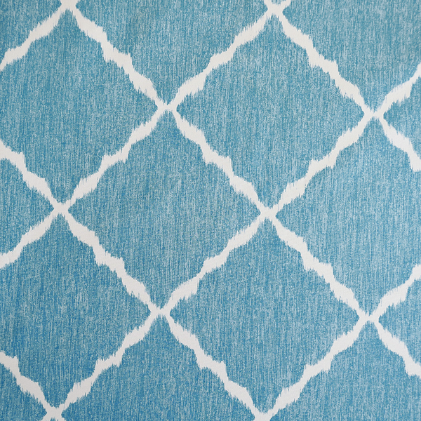 Ikat Strie Teal