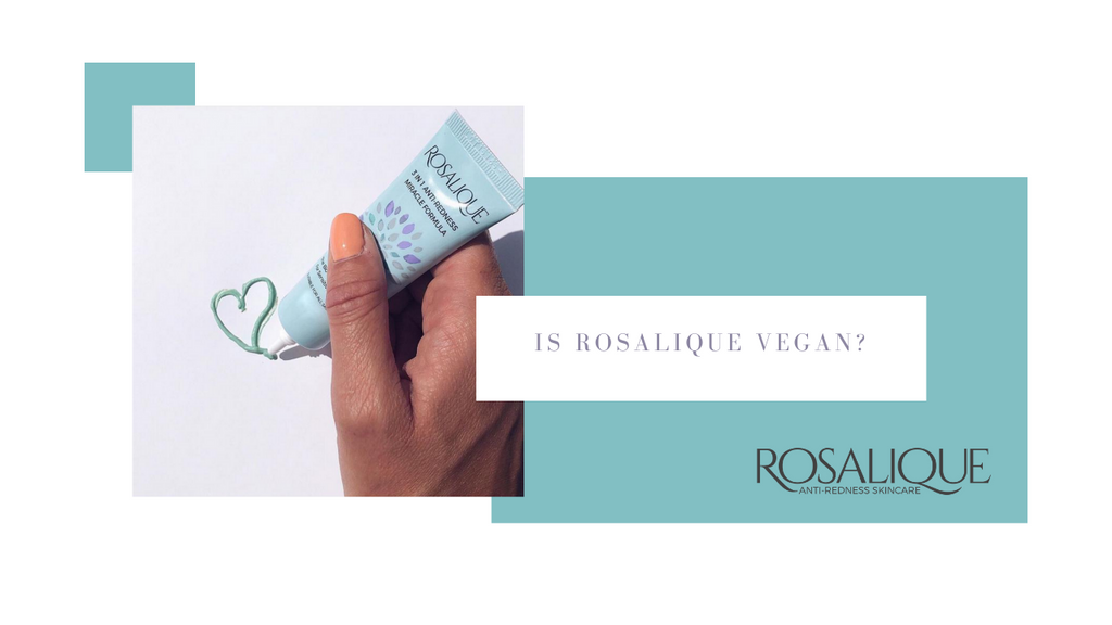 Is Rosalique Vegan?