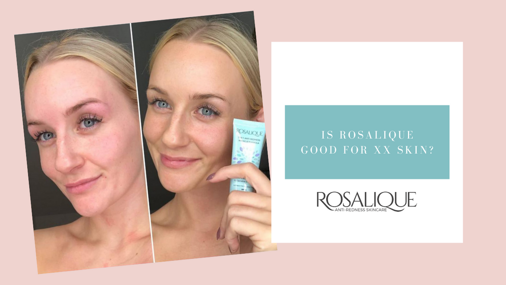 What kinds of skin types or tones is Rosalique for?