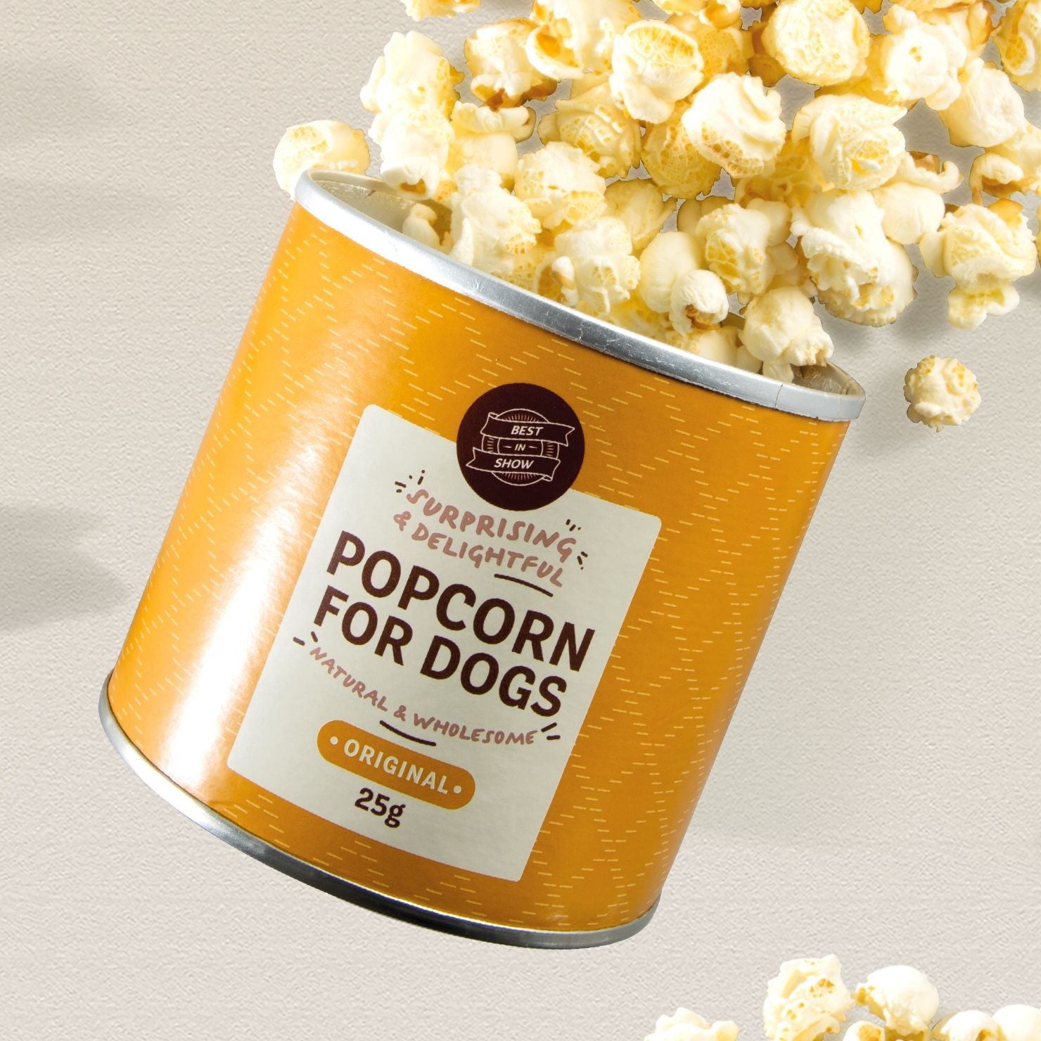 Popcorn for Dogs