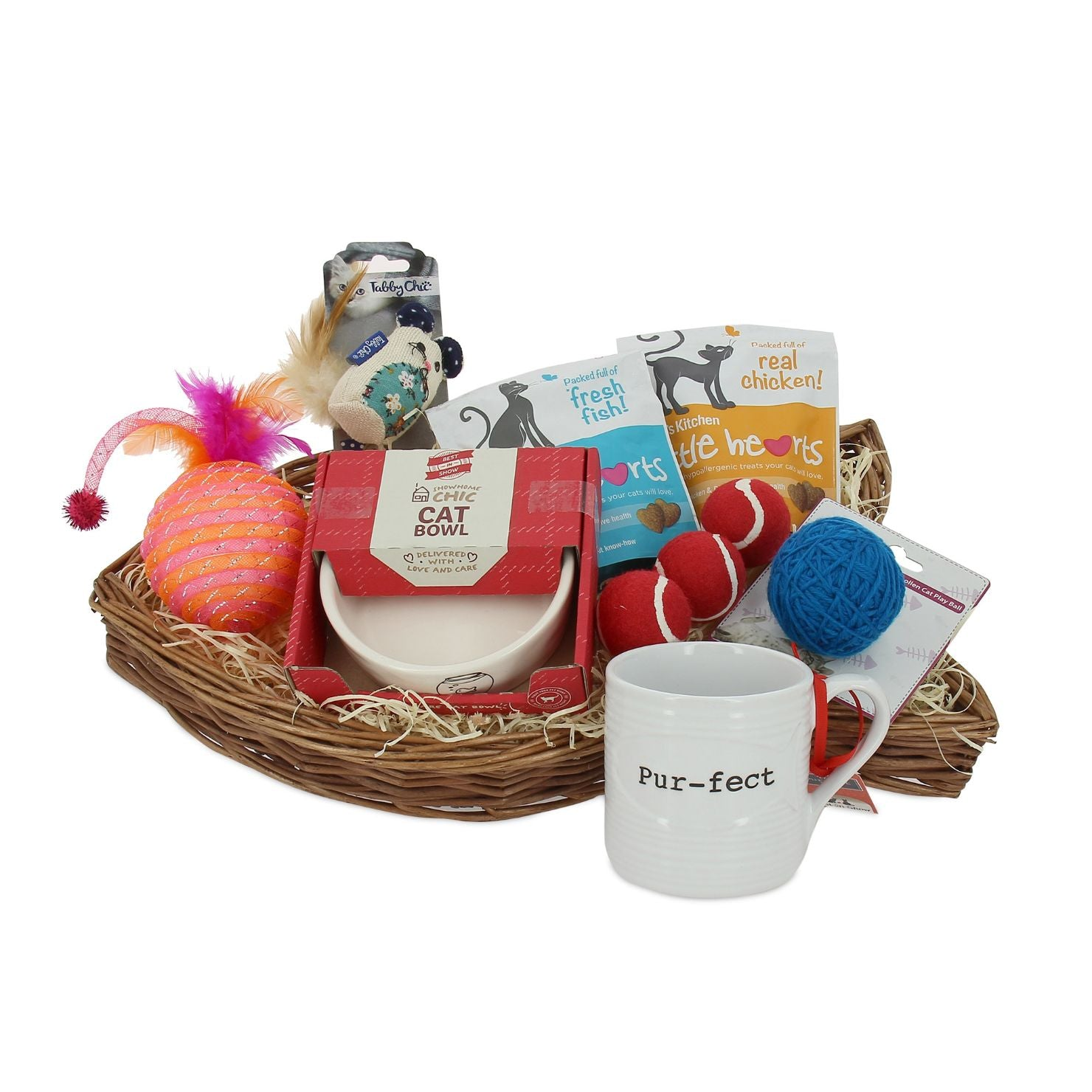 Cat Hamper