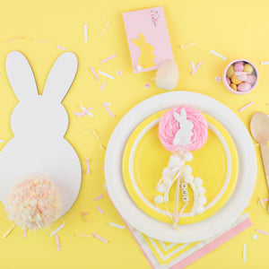 DIY Easter / Spring Table Setting