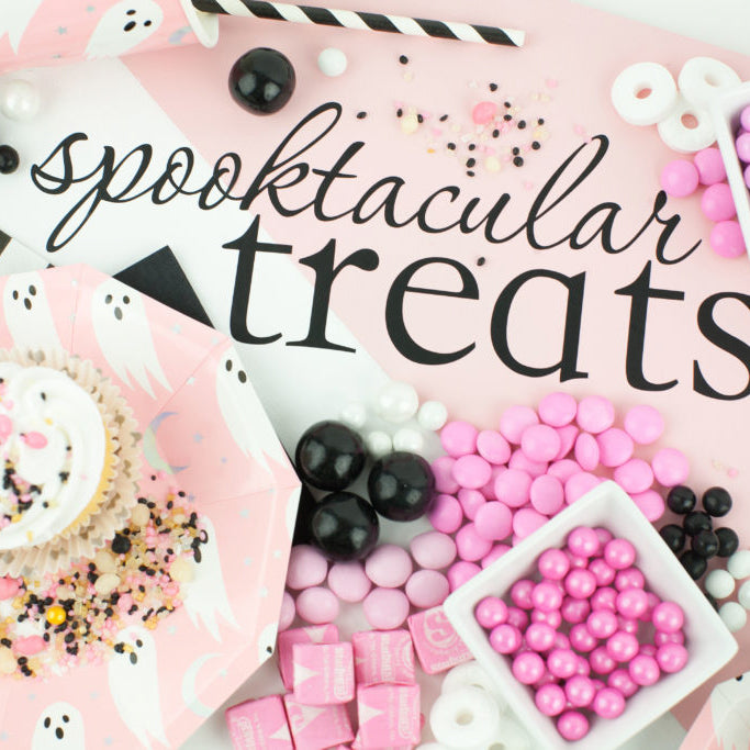 DIY Spooktacular Candy Tray