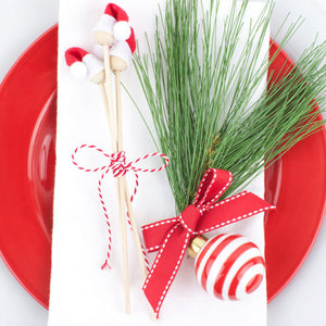 STIR IT FOR THE HOLIDAYS - DIY Stir Sticks