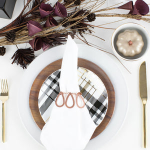 Fall DIY Napkin Ring