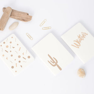 Mini DIY Notebooks