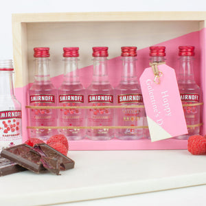 Let's Get Together & Drink About It - DIY Galentine's Day Idea
