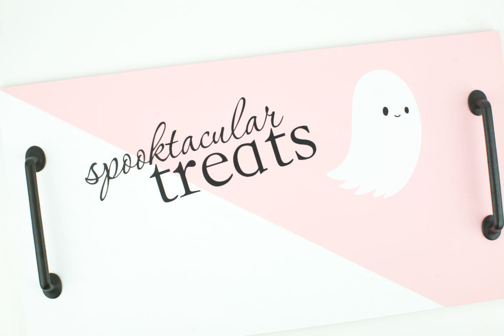 DIY Spooktacular Candy Board on Design and Unwind