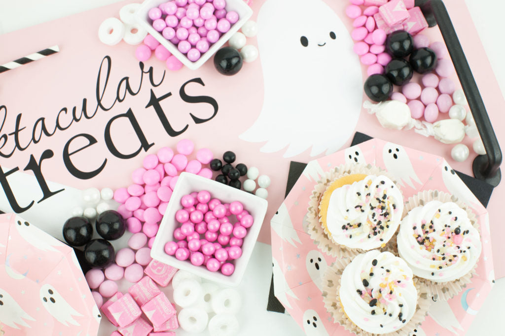 DIY Spooktacular Candy Board