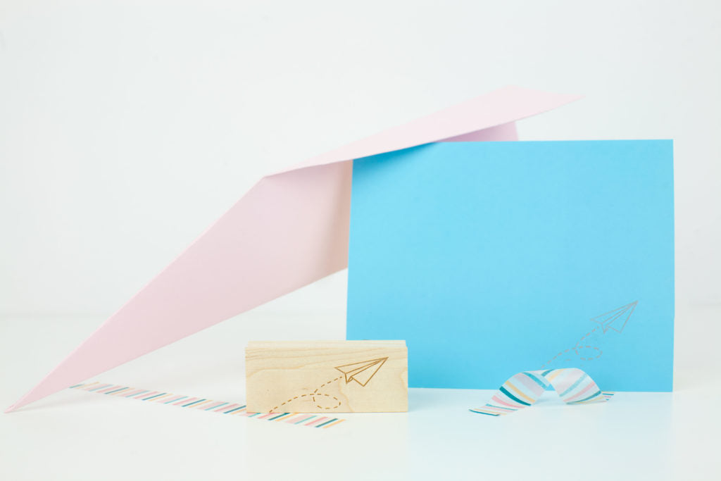 Happy Mail - Rubber Stamps