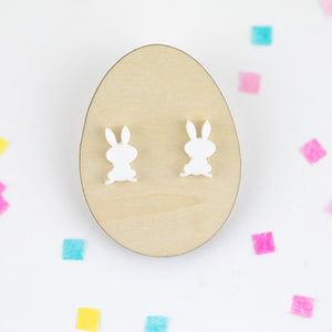 Bunny Acrylic Earrings