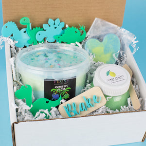 Dinosaur Boy Gift Box - Party Gift Box - Boy Gift Boxes - Kids Gift Boxes