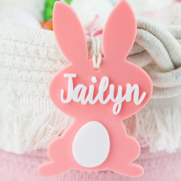 Easter Acrylic Hang Tags