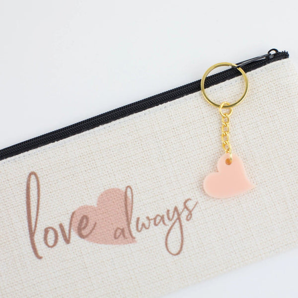 Love Always - Cosmetic Pouch