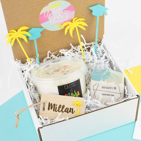 Congratulations Grad 2! - Graduation Gift Boxes - Gift Box Graduation - Personalized Gift Box - Graduation