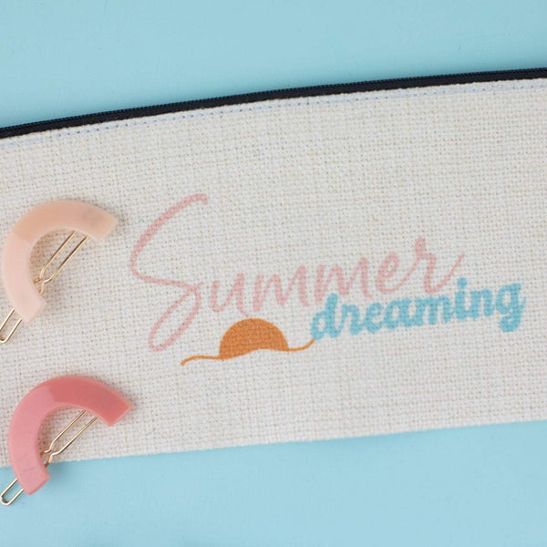 Summer Dreaming - Cosmetic Pouch