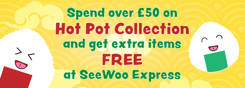 Winter Solstice Special Hot Pot Offer - Spend over £50 on Hot Pot Collection and Receive Free Items