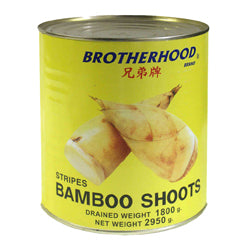 01042 (箱Case*6) 兄弟牌中國竹筍絲 BROTHERHOOD/T.T BAMBOO SHOOT STRIP*
