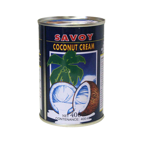 01493 泰國一級椰漿 SAVOY COCONUT CREAM (GRADE A)*